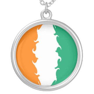 Elfenbeinküste-Gnarly Flagge Amuletten