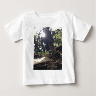 Elfensattel-Pilz Baby T-shirt
