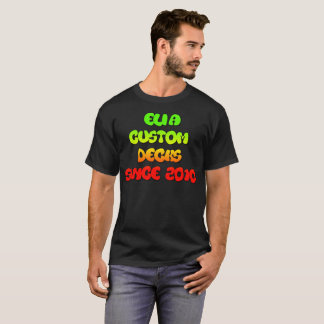 elia rasta Logo-Shirt T-Shirt
