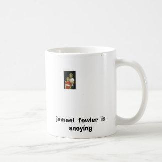 Elija 001, jameel Fowler anoying Kaffeetasse