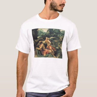 Elija besuchte durch einen Engel, c.1534 T-Shirt