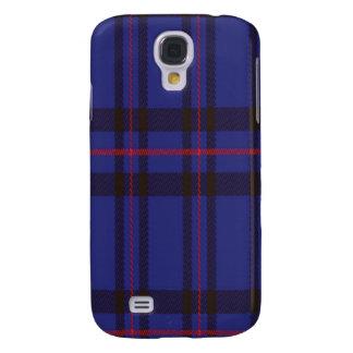 Eliott schottischer Tartan Samsung rufen Fall an