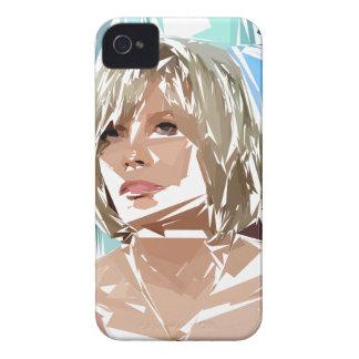 Elisabeth_Guigou iPhone 4 Cover