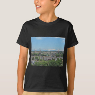 Elitch arbeitet Denver im Garten T-Shirt