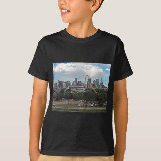 Elitch Gärten und das im Stadtzentrum gelegene T-Shirt