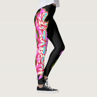Elizabeth-Graffiti-Brenner Leggings