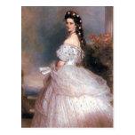 Elizabeth, Kaiserin von Österreich, 1865 Postkarten