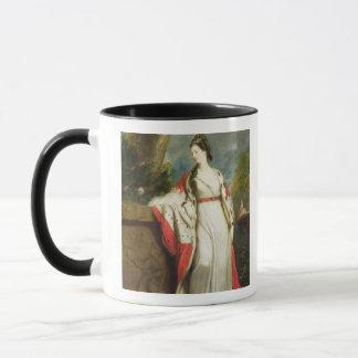 Elizabeth-Schießen, Herzogin von Hamilton und Tasse