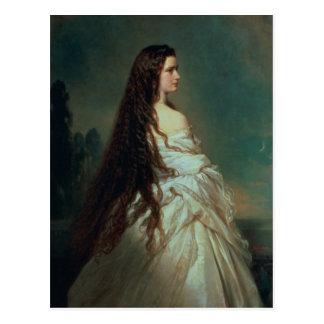 Elizabeth von Bayern Postkarte
