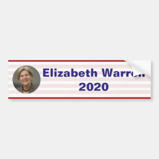 Elizabeth Waren - 2020 Autoaufkleber