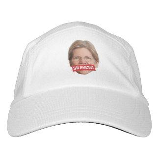 Elizabeth Waren zum Schweigen gebracht -- Headsweats Kappe