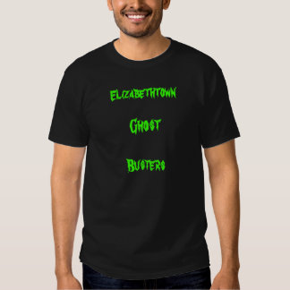 Elizabethtown Geist-Kerle T Shirt