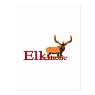 Elkaholic 2 postkarte