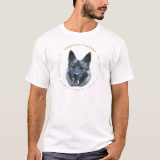 Elkhound Liebe T-Shirt