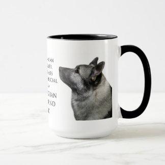 Elkhound Vati-Tasse Tasse