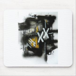 Elle-abstract-021-1620-F-Original-Abstract-Art-XX. Mauspad