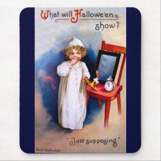 Ellen H. Clapsaddle: Halloween-Nacht Mauspad