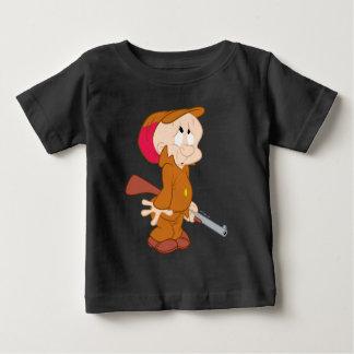 ELMER FUDD™ | erschrockene Pose Baby T-shirt