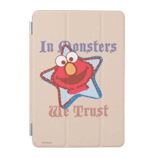 Elmo - auf Monster vertrauen wir iPad Mini Hülle