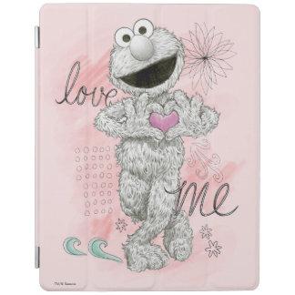 Elmo B&W Skizze-Zeichnen iPad Hülle