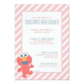 Elmo Babyparty laden ein 12,7 X 17,8 Cm Einladungskarte