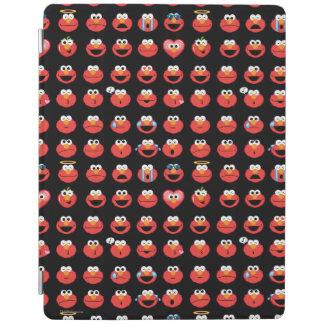 Elmo Emoji Muster iPad Hülle
