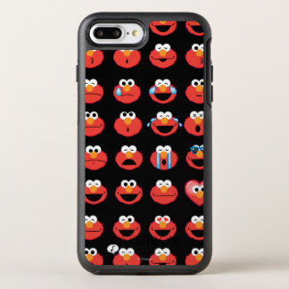 Elmo Emoji Muster OtterBox Symmetry iPhone 8 Plus/7 Plus Hülle