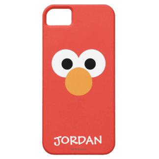 Elmo großes Gesicht | addieren Ihren Namen Etui Fürs iPhone 5