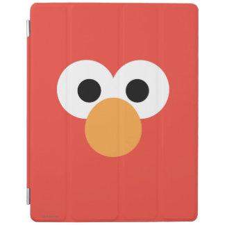 Elmo großes Gesicht iPad Hülle