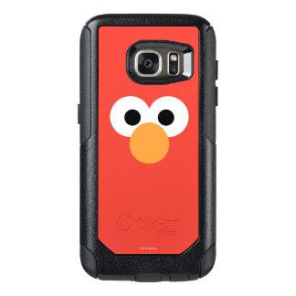 Elmo großes Gesicht OtterBox Samsung Galaxy S7 Hülle