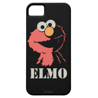 Elmo halb barely there iPhone 5 hülle