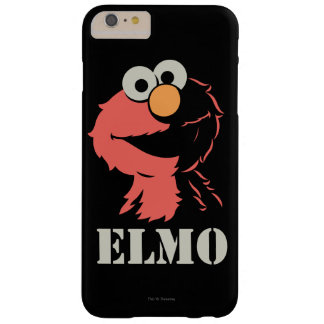 Elmo halb barely there iPhone 6 plus hülle