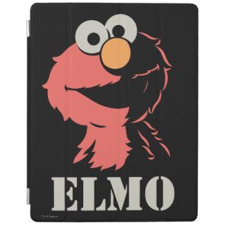 Elmo halb iPad hülle