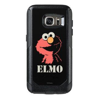 Elmo halb OtterBox samsung galaxy s7 hülle