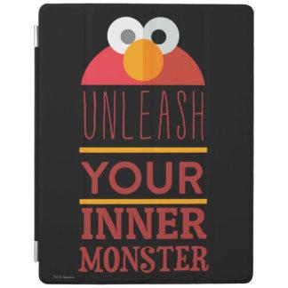 Elmo inneres Monster iPad Hülle