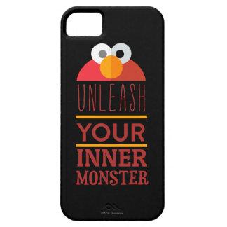 Elmo inneres Monster iPhone 5 Cover