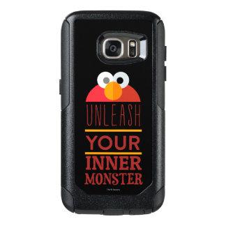 Elmo inneres Monster OtterBox Samsung Galaxy S7 Hülle