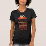Elmo inneres Monster Tshirts