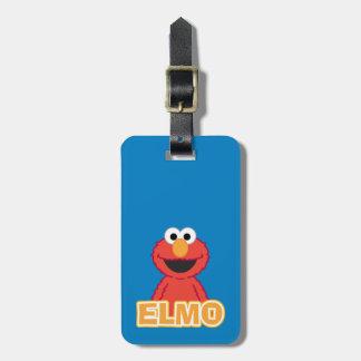 Elmo Klassiker-Art Gepäckanhänger