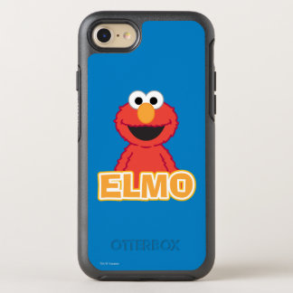 Elmo Klassiker-Art OtterBox Symmetry iPhone 7 Hülle