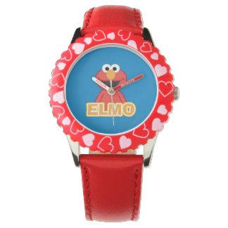 Elmo Klassiker-Art Uhr