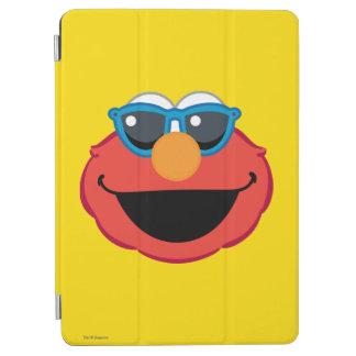 Elmo lächelndes Gesicht mit Sonnenbrille iPad Air Hülle