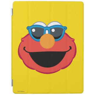 Elmo lächelndes Gesicht mit Sonnenbrille iPad Hülle