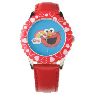 Elmo Mädchen Uhr
