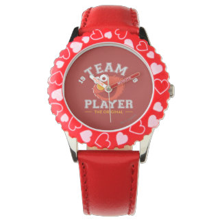 Elmo Mannschaftsspieler 1 Armbanduhr