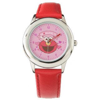 Elmo | mein Herz gehört Elmo Uhr