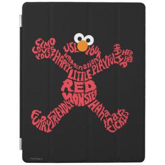 Elmo Muster-Fülle iPad Hülle