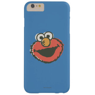 Elmo Retro Barely There iPhone 6 Plus Hülle