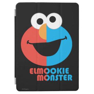 Elmo und Plätzchen-halbes Gesicht iPad Air Hülle
