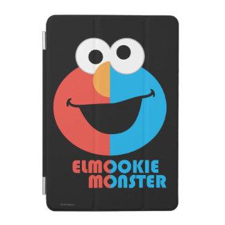 Elmo und Plätzchen-halbes Gesicht iPad Mini Hülle